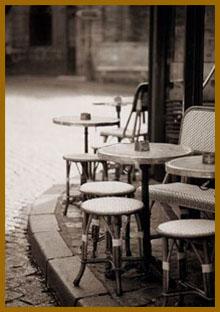 Pairs Sidewalk Cafe